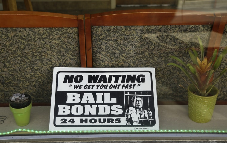 bail bonds example