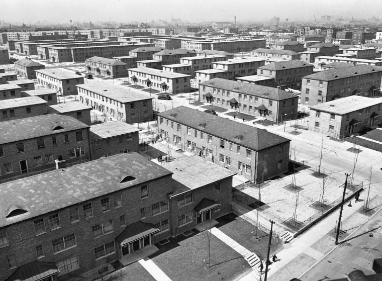 Ida B. Wells Housing Project