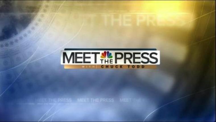 7f74aaff40dd Meet the Press - October 23