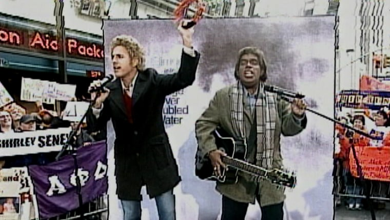 2003: Simon and Garfunkel