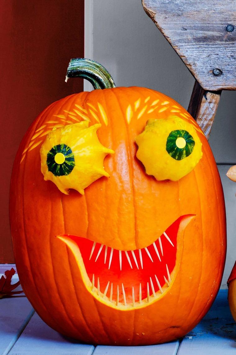 6 unique pumpkin carving ideas for Halloween