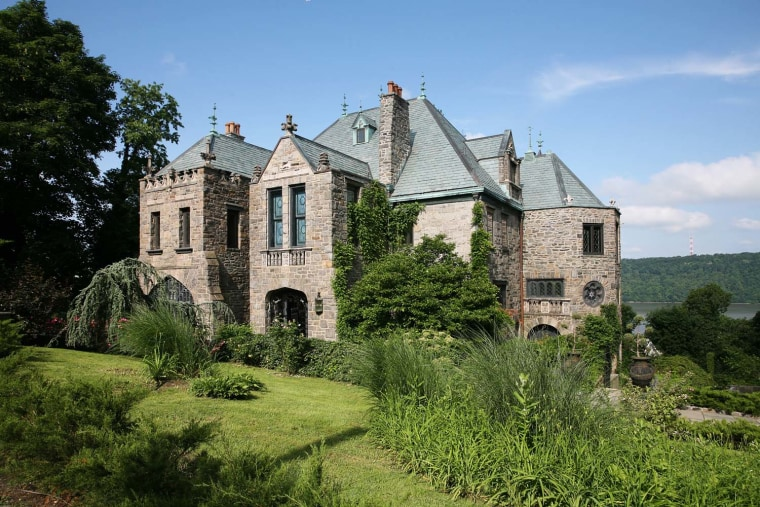 This Castle Outside Of New York City Is For Sale