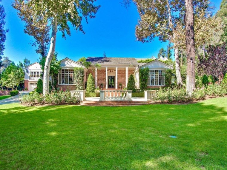 Ozzy and Sharon Osbourne's Beverly Hills rental