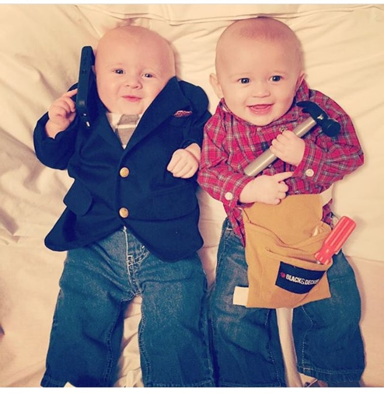 Baby Property Brothers