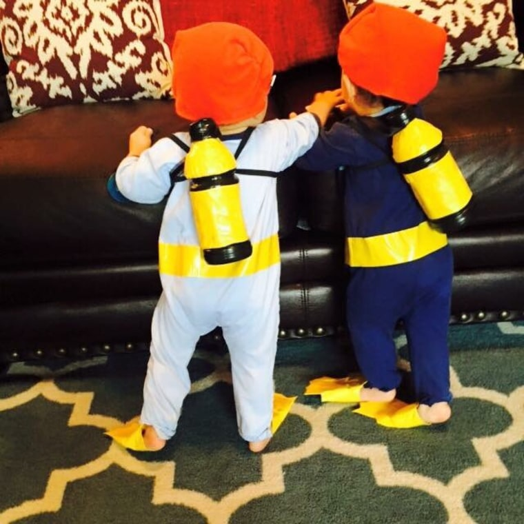 Scuba diver costumes for kids