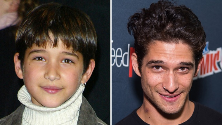 Tyler Posey in Maid in Manhattan and in 2016