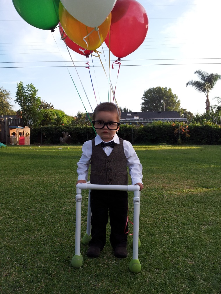 """Carl from """"Up"""" Halloween Costume"""