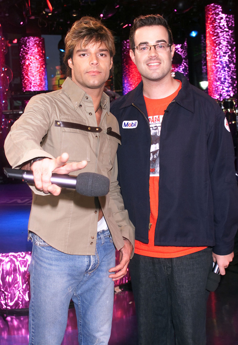 MTV TRL: Ricky Martin