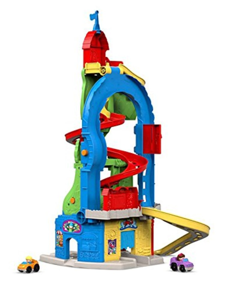 Fisher Price Sit n Stand Skyway