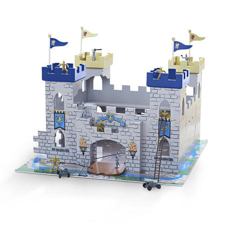 Imaginarium 2 in 1 medieval castle