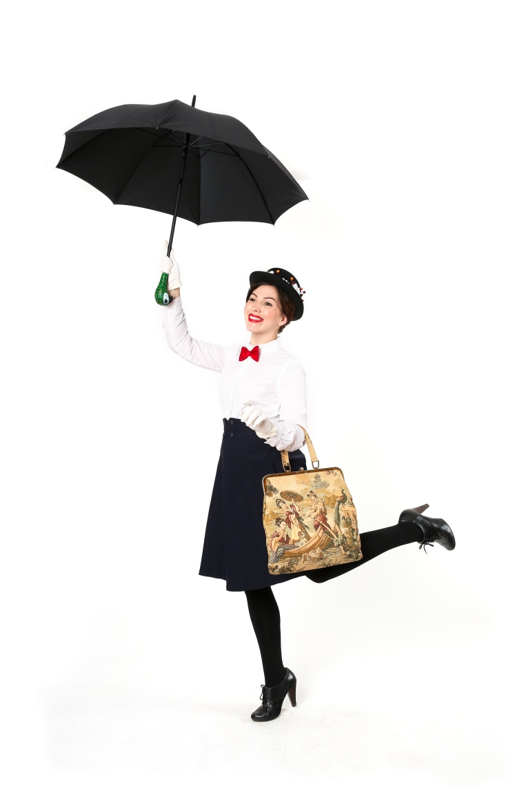 Mary Poppins costume