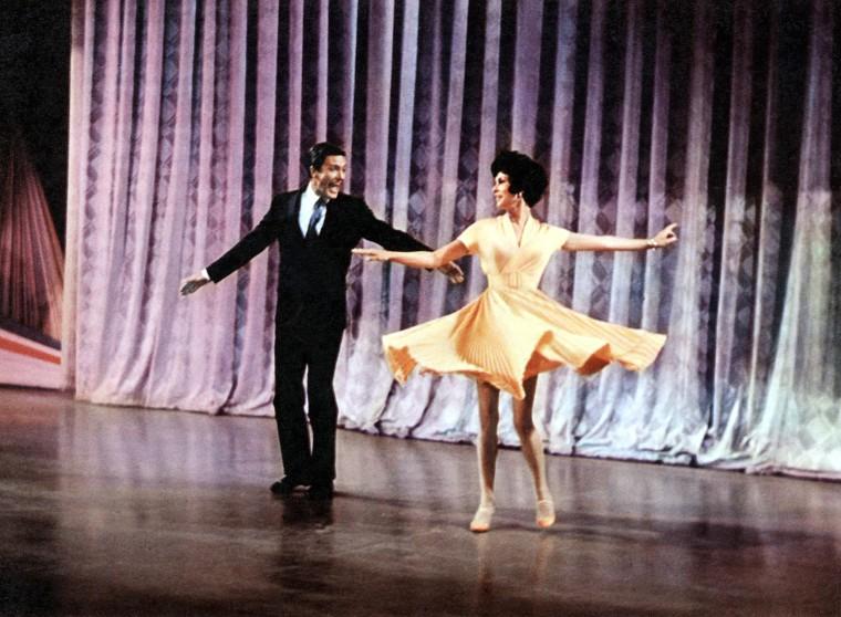 BYE BYE BIRDIE, Dick Van Dyke, Janet Leigh, 1963.
