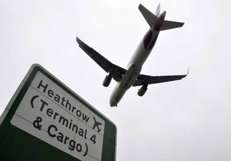 Image: Third runway at LondonHeathrow airport given go ahead