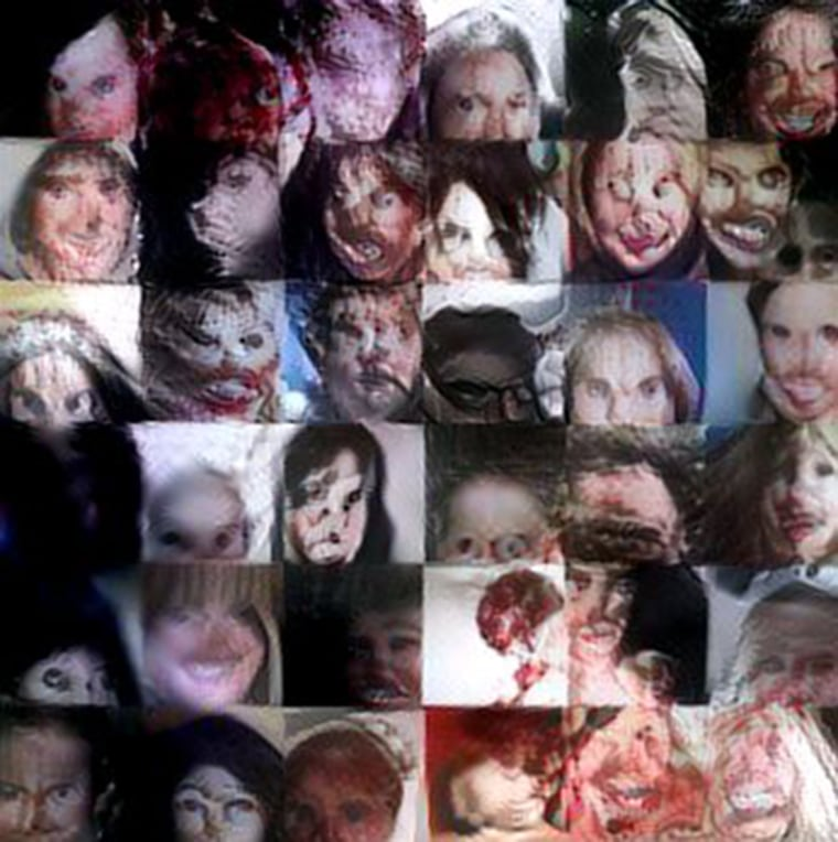 """MIT's """"Nightmare Machine"""" uses algorithms to generate horror imagery."""