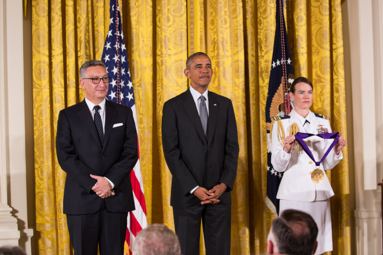 2015 National Medal of Arts and National Humanities Medal