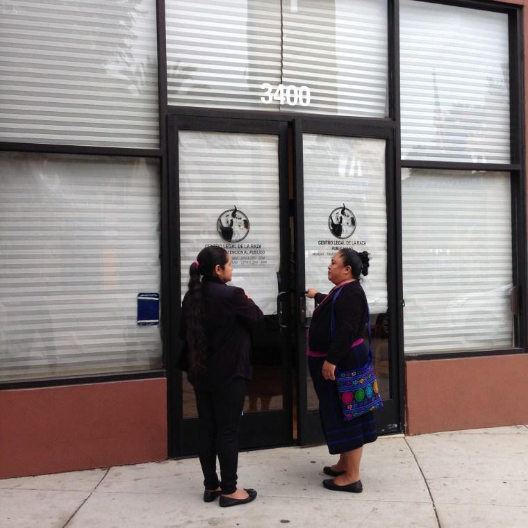 Centro Legal de la Raza Legal Clinic in Oakland, California