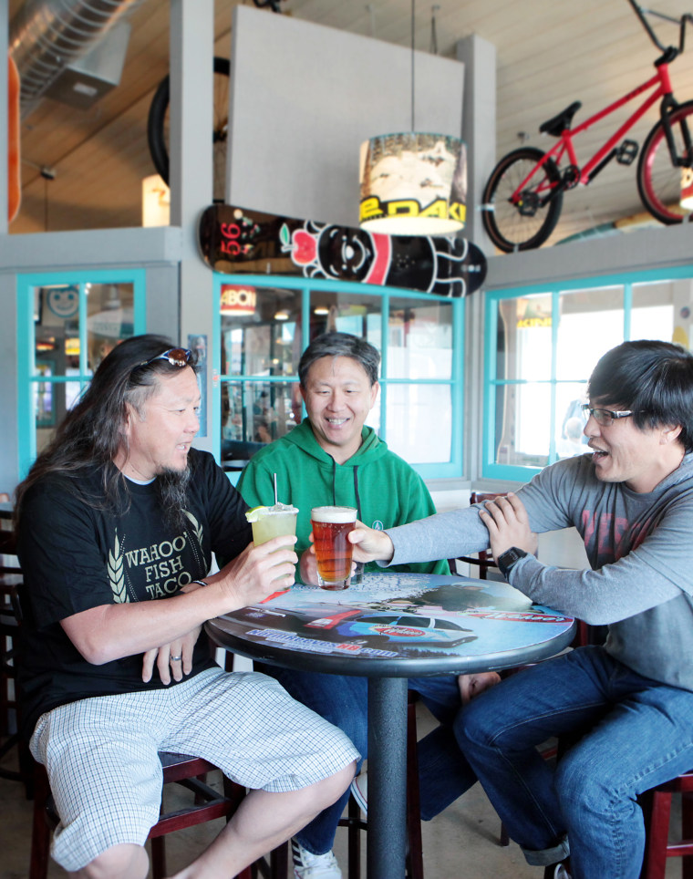 Wing and his brothers, Eduardo and Mingo Lam, founded the global fish taco franchise Wahoo's in 1988.