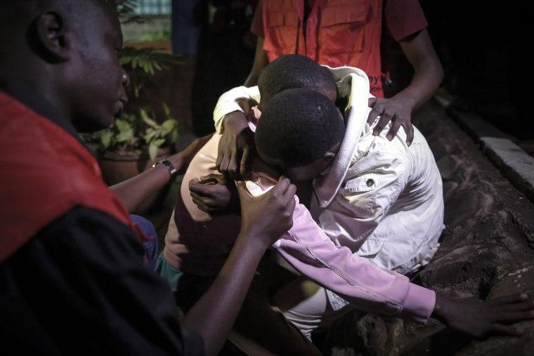 Image: Twelve killed in attack in Mandera, Kenya