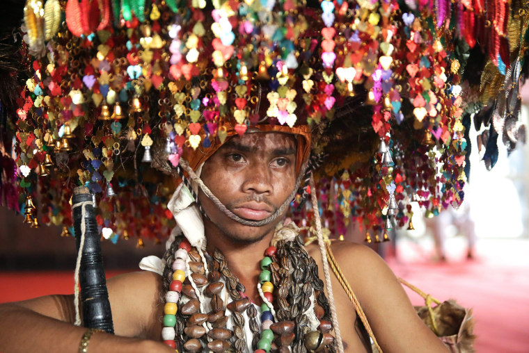 Image: First National Tribal Carnival in New Delhi