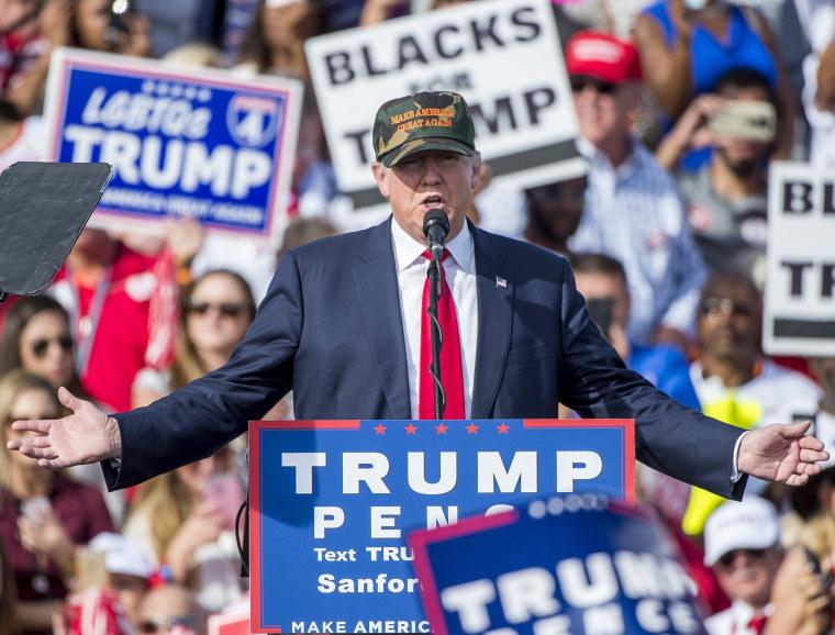Image: Donald Trump in Florida