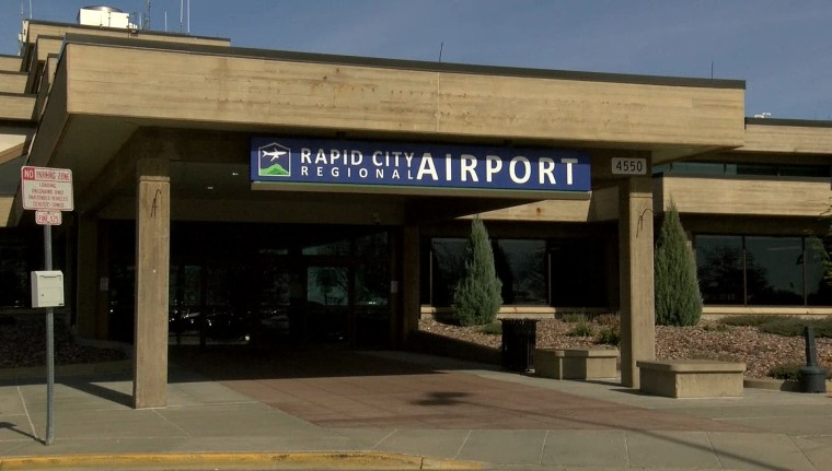 IMAGE: Rapid City airport