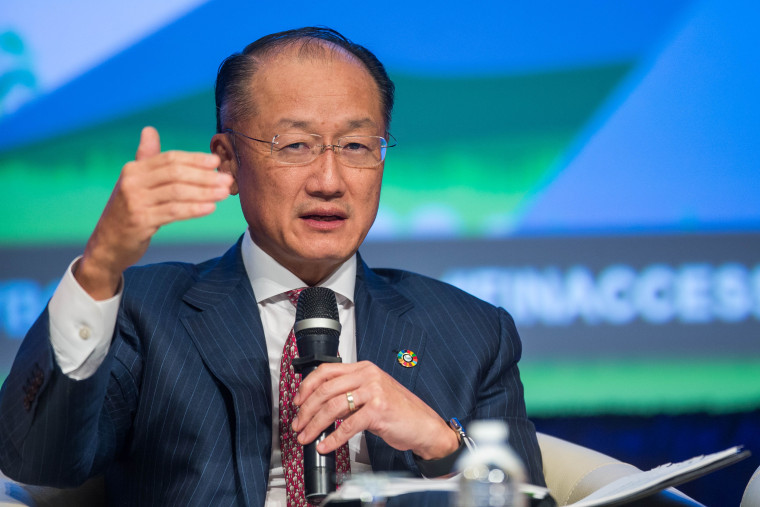 World Bank president resigns, paving the way for a Trump appointee at the helm of this global lender