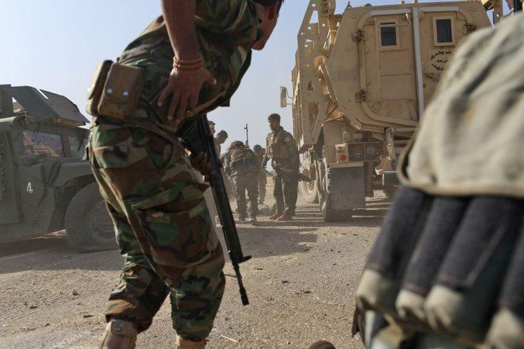The PAK unit evacuates its fallen soldier.