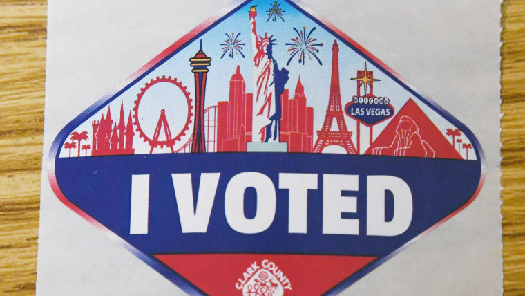 photograph relating to I Voted Stickers Printable named Election 2016: Why some towns dont Deliver I voted stickers