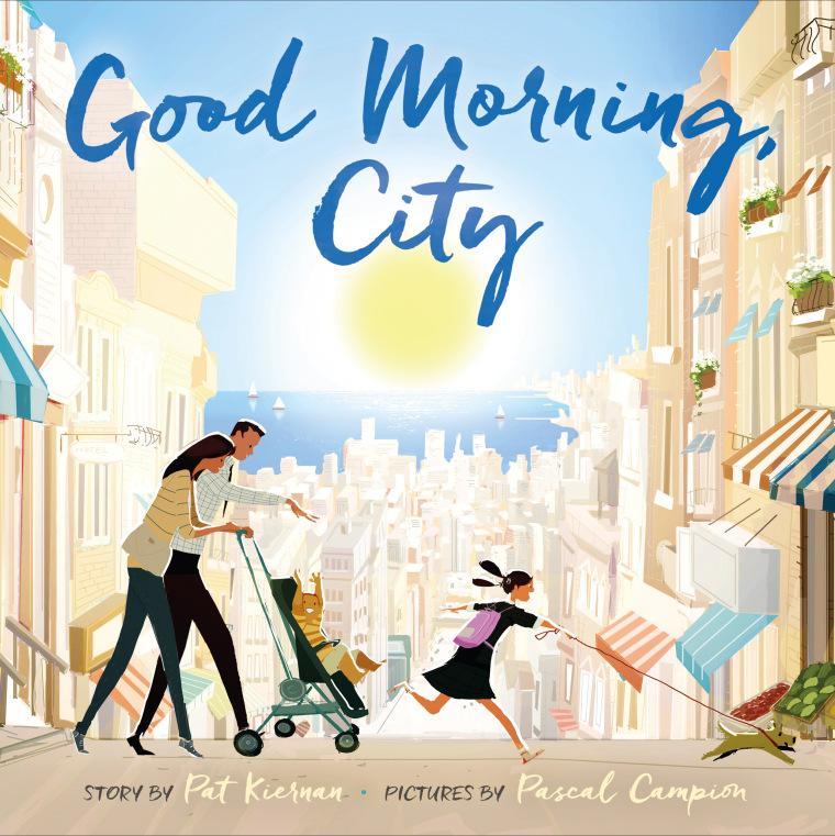 """Good Morning City"" by Pat Kiernan"