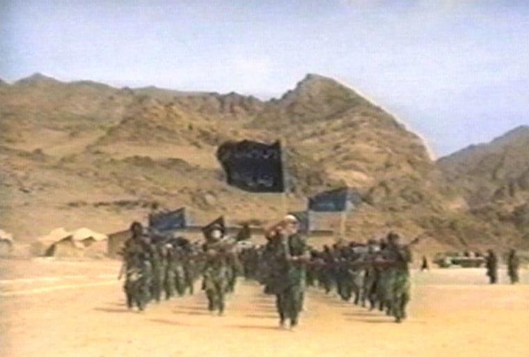 IMAGE: Al Qaida recruitment video