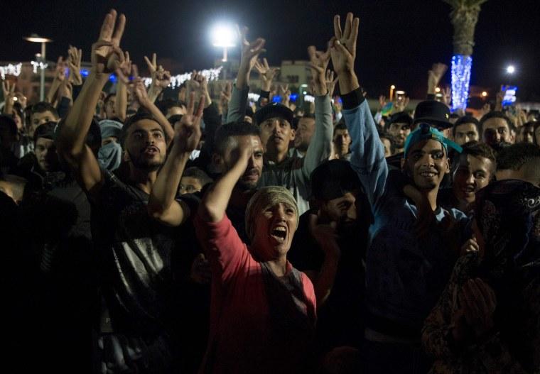 Morocco Fish Seller Mouhcine Fikri's Death Ignites Protests
