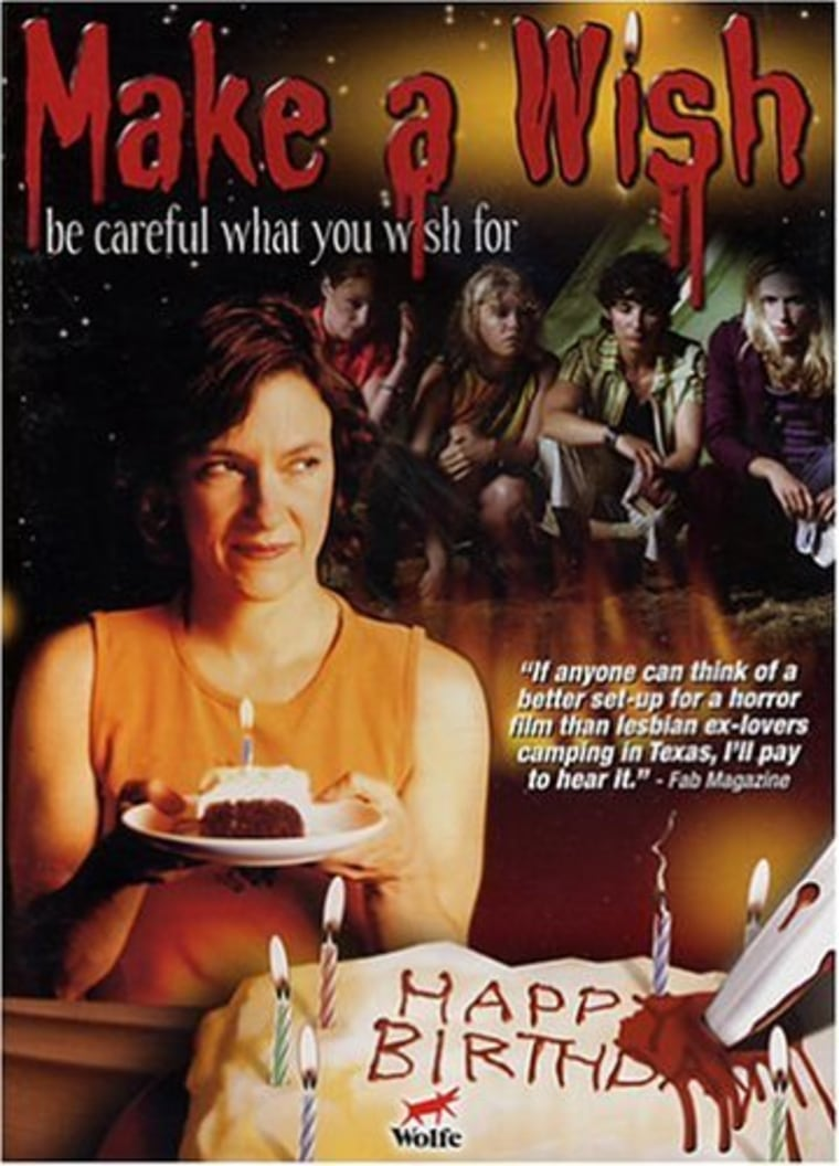 """Make A Wish"" film cover."