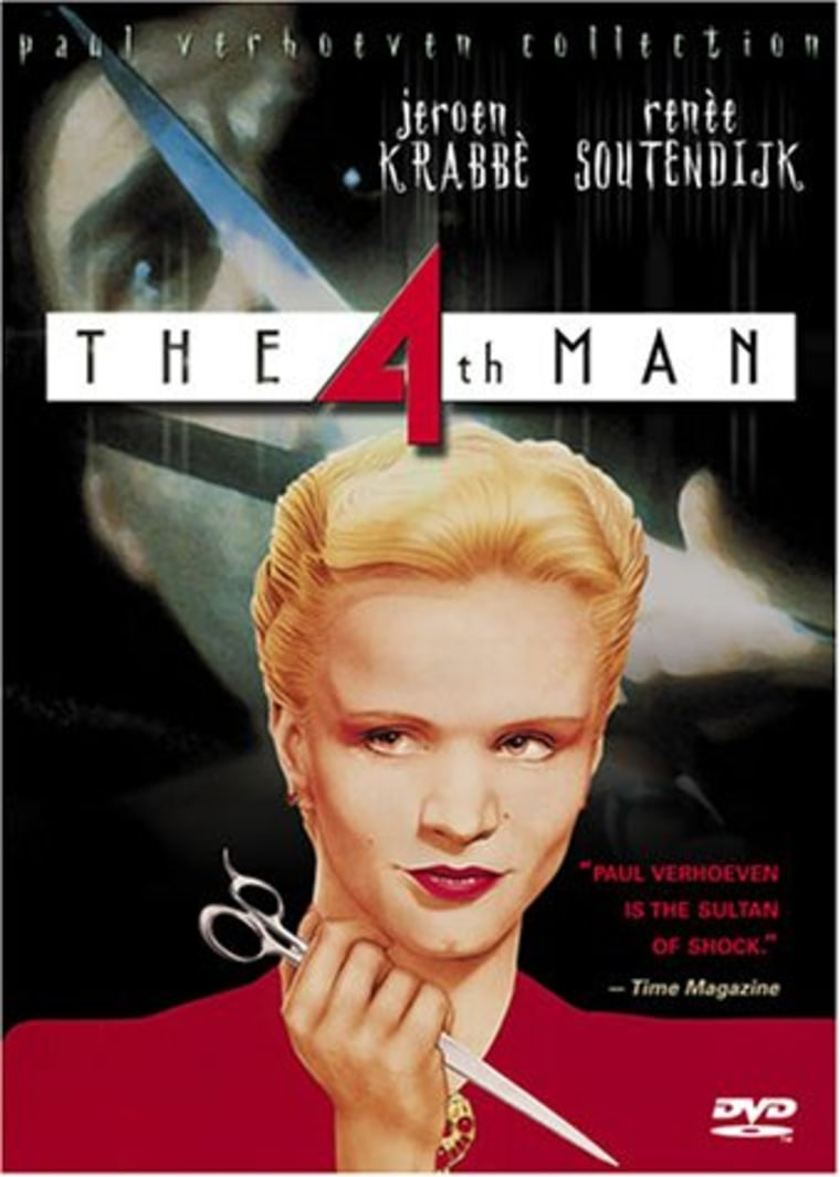 """""""The Fourth Man"""" cover art."""