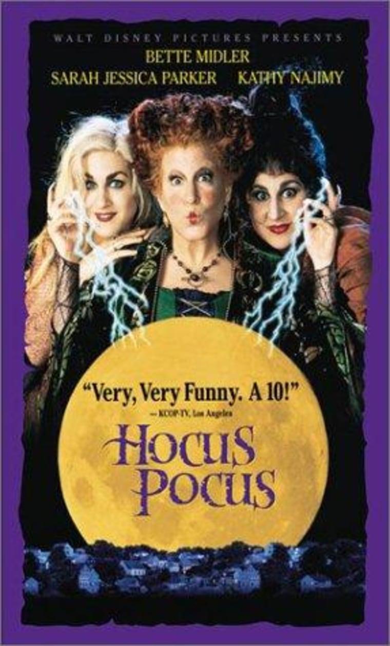 """""""Hocus Pocus"""" cover art."""