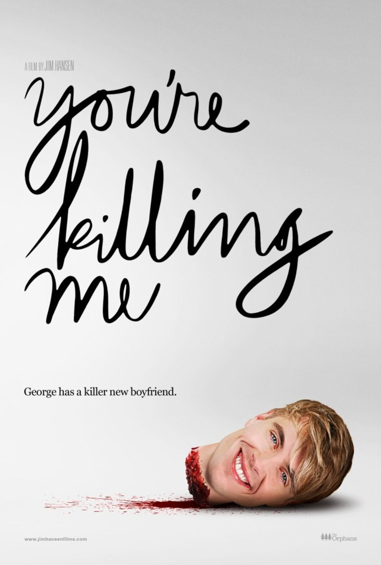 """You're Killing Me"" poster."