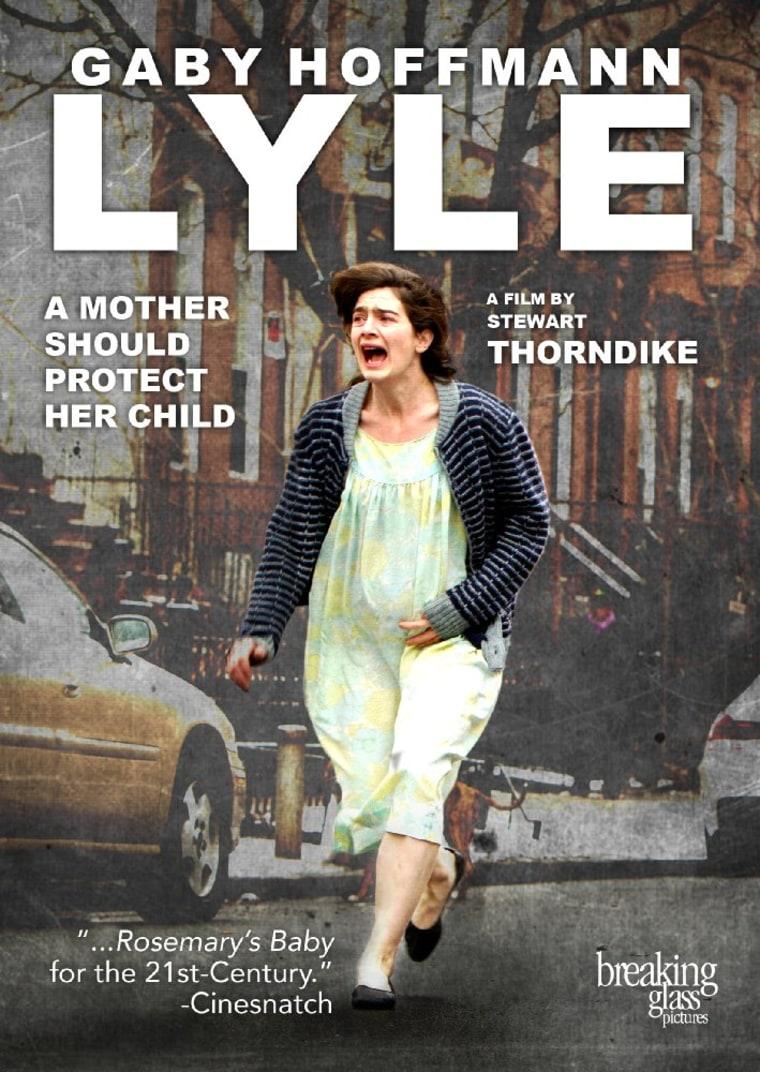 """Lyle"" film poster."