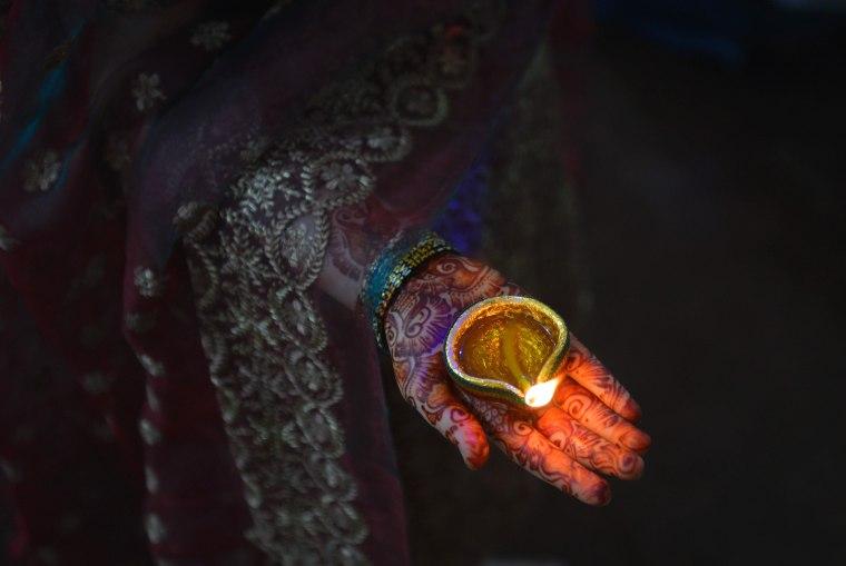 Image: PAKISTAN-RELIGION-DIWALI