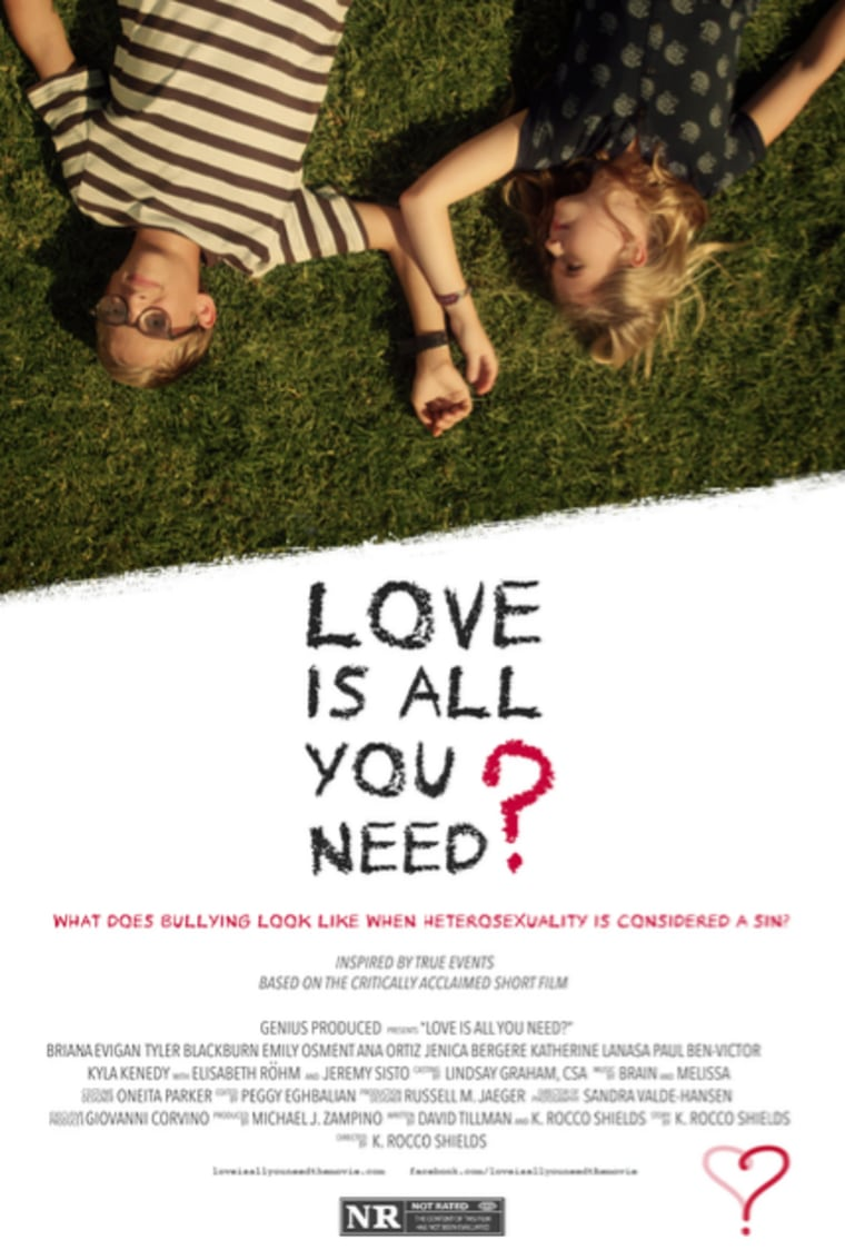 'Love Is All You Need?' Imagines World Where Being Straight Is 'Unnatural'