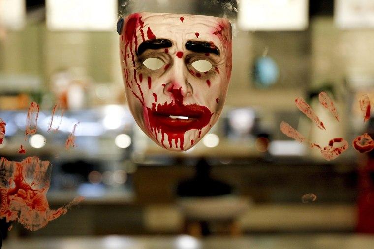 Image: Halloween in Madrid