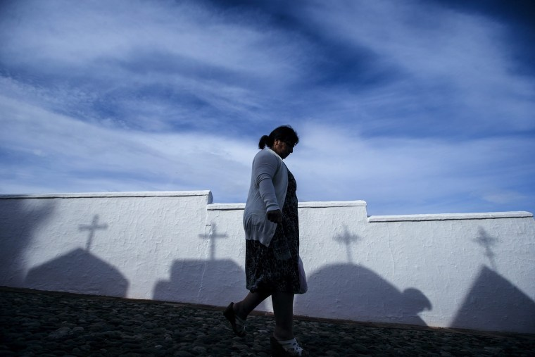 Image: All Saint's Day in Spain