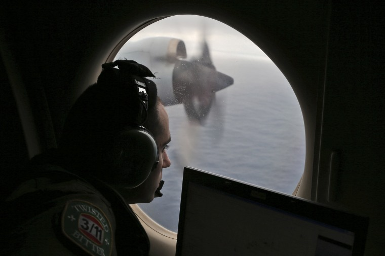 IMAGE: Search for Flight MH370