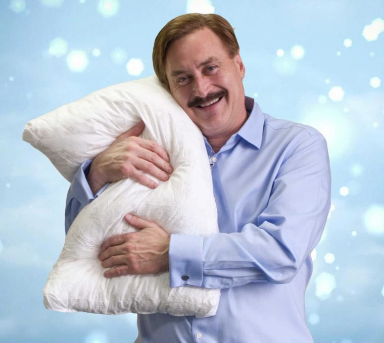 It may indeed be fluffy, but according to a recent lawsuit, the My Pillow does not help with cerebral palsy, PTSD, or acid reflux.