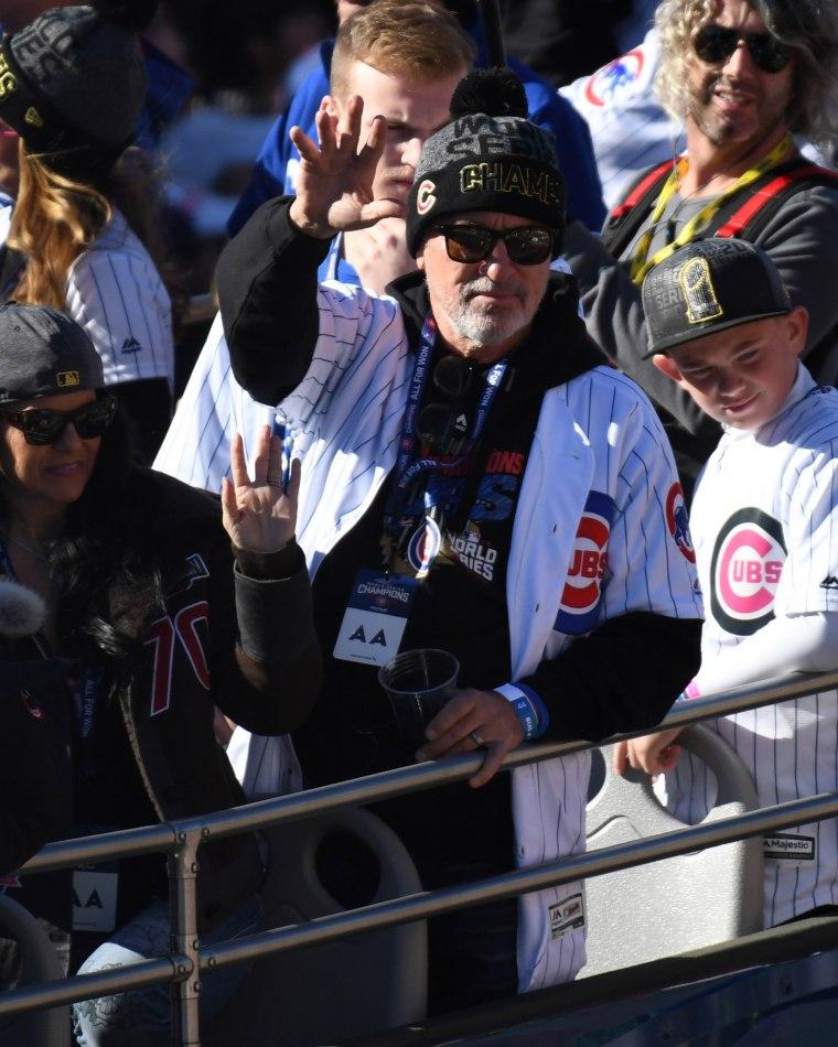 Image: MLB: World Series-Parade