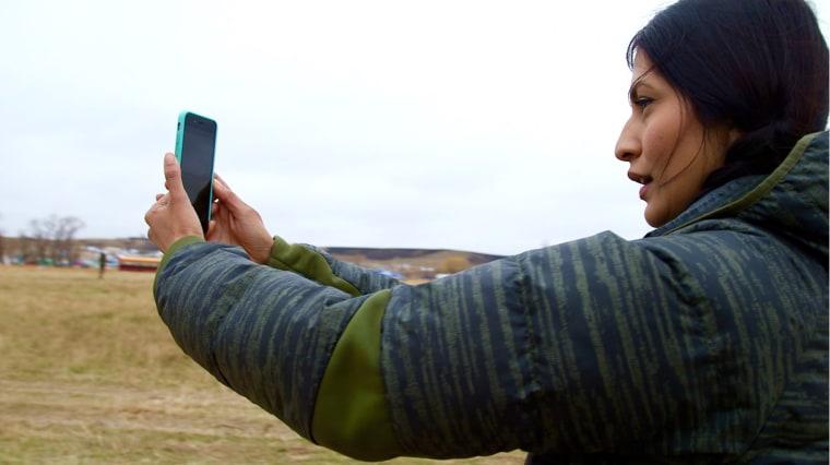 Dakota Access Pipeline Fight Watched on Facebook Live Around World