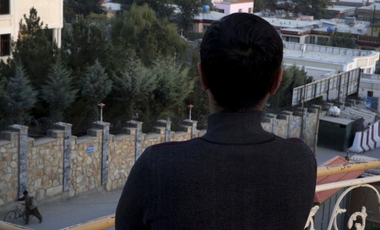 Afghansk homofil sex