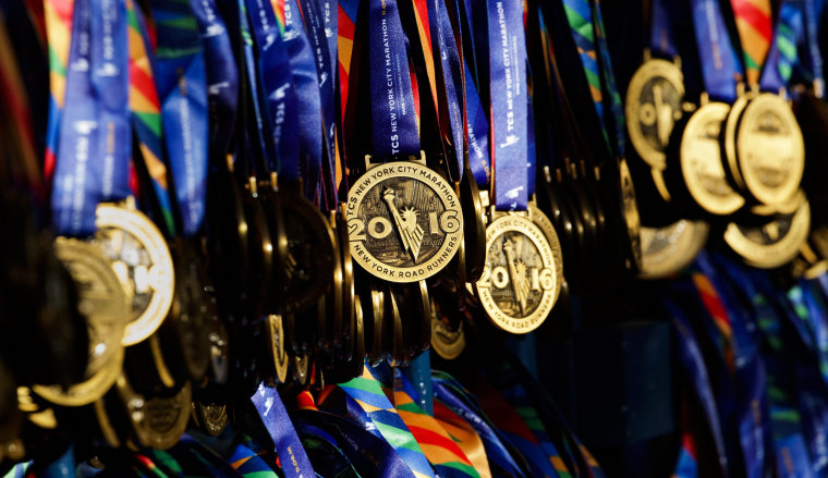 Image: 2016 New York City Marathon