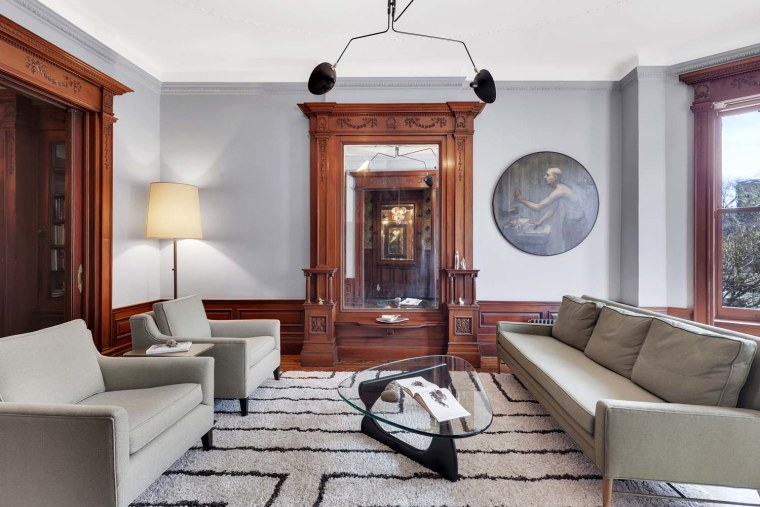 See Inside This Brooklyn Home Built In The Gilded Age