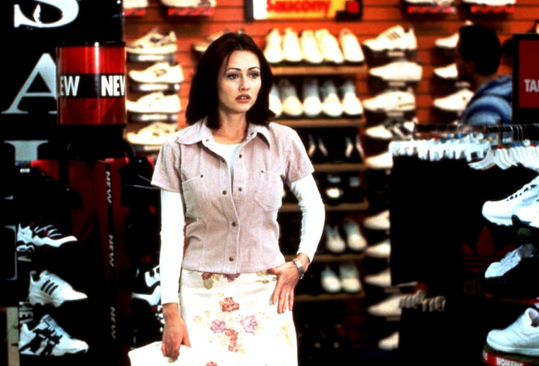 MALLRATS, Shannen Doherty, 1995, (c) Gramercy/courtesy Everett Collection
