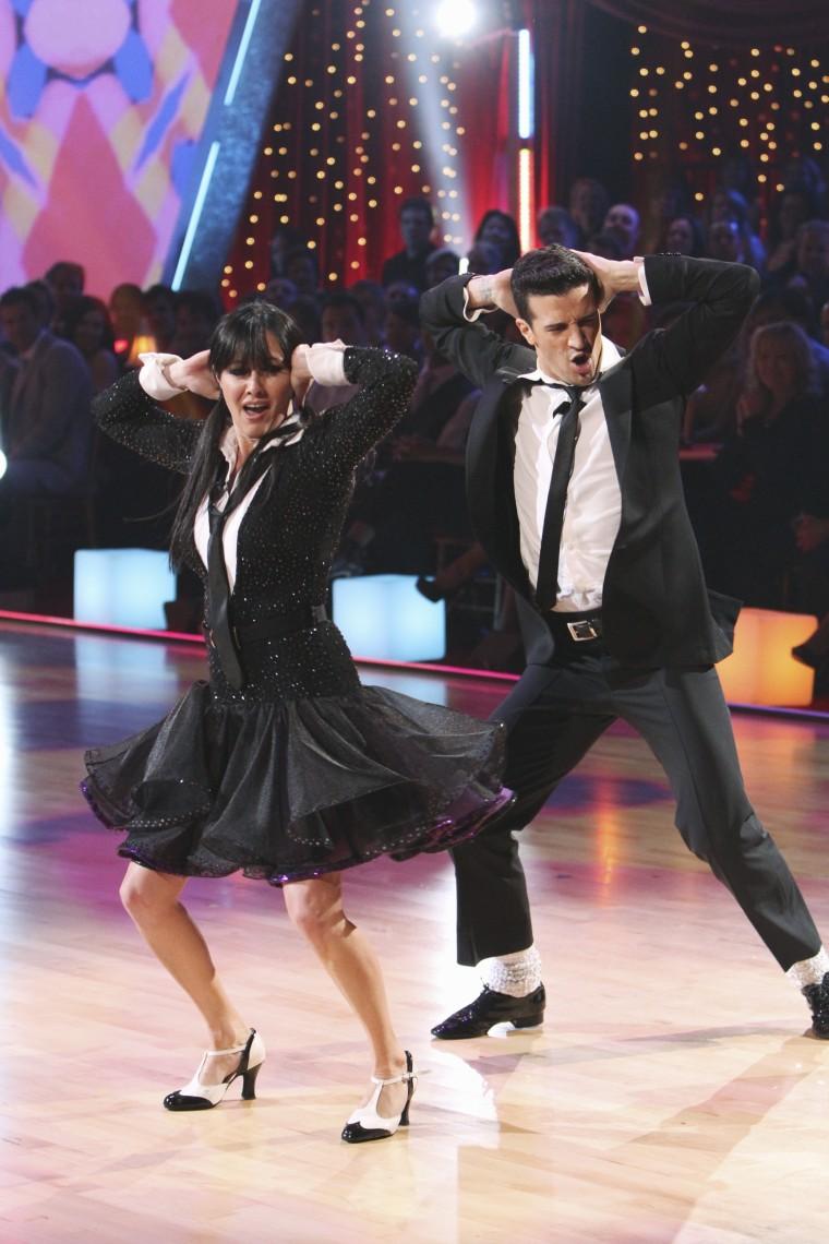 "ABC's \""Dancing With the Stars\"" - Season Ten - Week Two"