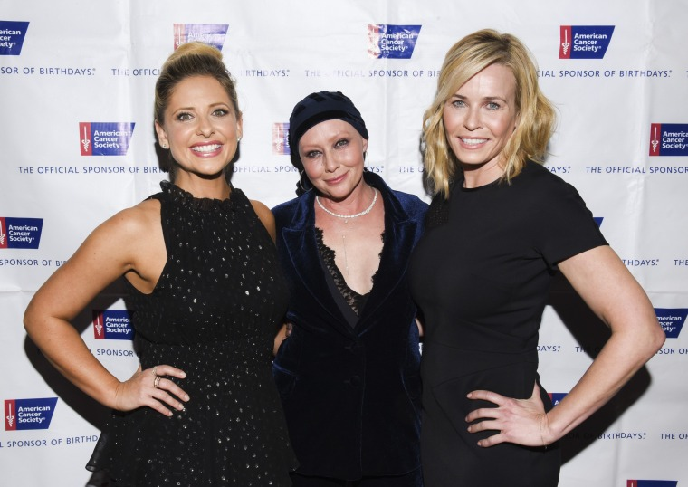 Image: American Cancer Society's Giants of Science Los Angeles Gala